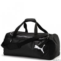 Сумка Puma Fundamentals Sports Bag M Чёрная