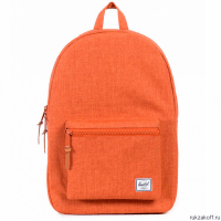 Рюкзак Herschel Settlement Burnt Orange Crosshatch