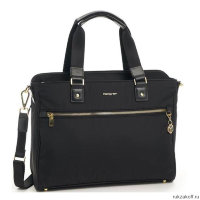 "Сумка Hedgren HCHM04L Charm Business Bag Appeal L 14,1"" Чёрная"