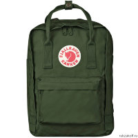 "Рюкзак Fjallraven Kanken Laptop 13"" Зелёный"