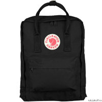 "Рюкзак Fjallraven Kanken Laptop 13"" Чёрный"