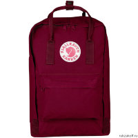 "Рюкзак Fjallraven Kanken Laptop 15"" Ярко-бордовый"