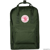 "Рюкзак Fjallraven Kanken Laptop 17"" Зелёный"