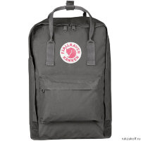 "Рюкзак Fjallraven Kanken Laptop 17"" Серый"