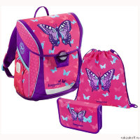 Ранец с наполнением Step By Step BaggyMax Fabby Sweet Butterfly