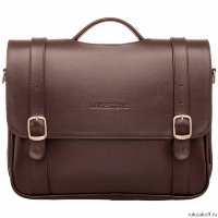 Портфель Lakestone Redcliff Brown