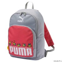 Рюкзак Puma Minions Backpack Серый