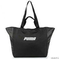 Сумка Puma WMN Core Large Shopper Чёрная