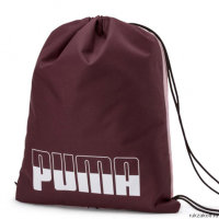Мешок для обуви PUMA Plus Gym Sack II Vineyard Wine-Brid