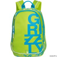 Рюкзак Grizzly Juvenility Green Ru-724-1